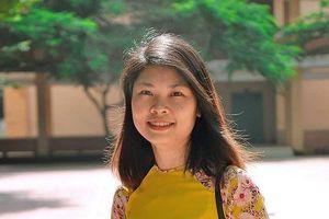 Cô giáo Nguyễn Thị Tho - Cô giáo của trải nghiệm sáng tạo