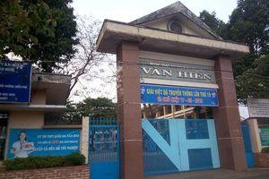 Trường Văn Hiến được nhà nước giao đất, tư nhân vay tiền để xây trường