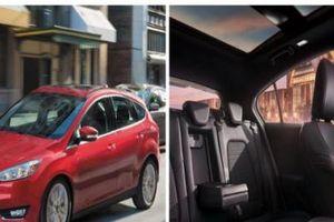 Xe Ford Focus 2018 vẫn tồn tại nhiều khuyết điểm dù được đánh giá là tiêu chuẩn và an toàn