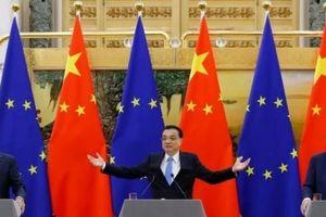 EU nâng cấp chiến lược đối phó Trung Quốc