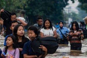 42 người chết do lũ quét tại Indonesia