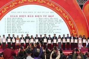 Bế mạc Hội Báo toàn quốc 2019: Khẳng định sự lớn mạnh của báo chí Việt Nam