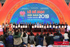 Báo TN&MT giành 02 giải tại Hội báo toàn quốc 2019