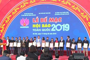 Lễ Bế mạc Hội Báo toàn quốc 2019