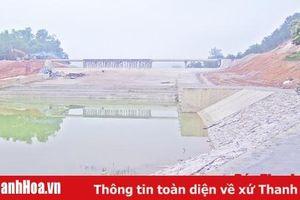Phấn đấu hoàn thành sửa chữa, nâng cao an toàn hồ Đồng Bể trước 3 tháng so với kế hoạch