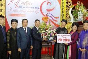 3 năm phát triển, giữ gìn dân ca quan họ của CLB Quan họ truyền thống Nhị Hà