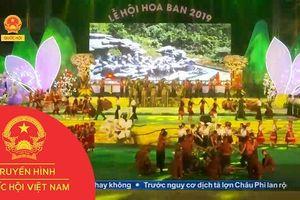 TƯNG BỪNG ĐÊM KHAI MẠC LỄ HỘI HOA BAN ĐIỆN BIÊN 2019
