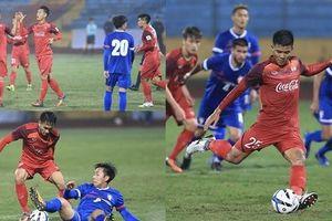 Toàn cảnh U23 Việt Nam 6-1 U23 Đài Bắc Trung Hoa: Dễ...như đá tập