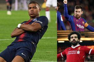 Bất ngờ với bảng xếp hạng 10 cầu thủ đắt giá nhất thế giới 2019