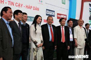 Phó Thủ tướng Thường trực Trương Hòa Bình dự lễ bế mạc Hội báo toàn quốc 2019
