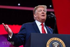 Tổng thống Mỹ phủ quyết dự luật ngăn chặn tình trạng khẩn cấp quốc gia