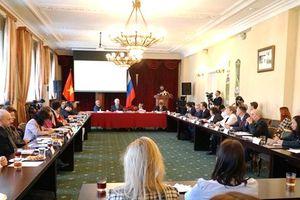 Nâng cao chất lượng dạy và học tiếng Việt tại Nga