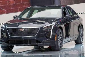 Chiếc sedan hàng hiệu Cadillac CT6-V luôn 'cháy hàng' đẹp cỡ nào?