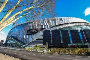 Siêu sân vận động mới của Tottenham Hotspur