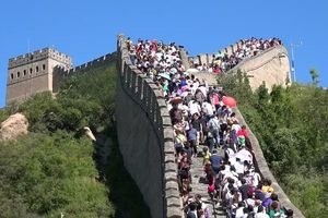 Vạn Lý Trường Thành - di sản tự hào, điểm đến hút khách ở Trung Quốc
