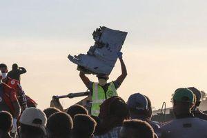 Dữ liệu máy bay Ethiopia rơi tương đồng tai nạn Lion Air ở Indonesia