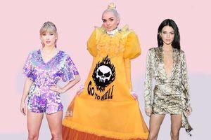 'Bữa tiệc thời trang' ấn tượng của dàn sao Hollywood tuần qua