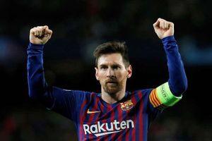 HLV Barca: 'Đối thủ vỗ tay cho sự vĩ đại của Messi'