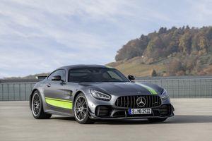 Xe thể thao 'hardcore' nhất của Mercedes-AMG có giá 250.000 USD