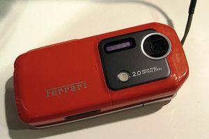 Điện thoại zoom quang 3X, ống kính tiềm vọng đã có từ 2004