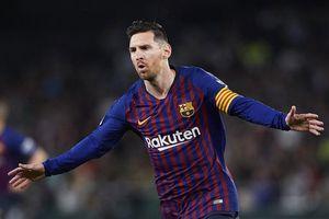 Bảng xếp hạng 5 giải quốc gia hàng đầu châu Âu: Barca bỏ xa Real