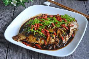Thịt lợn nhiễm sán, các món ngon từ cá lên ngôi
