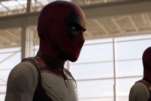 Trailer Avengers: Endgame mới lạ dưới cách kể chuyện của Deadpool