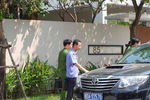 Hoàn tất khám xét nhà nguyên Phó Chủ tịch Đà Nẵng Nguyễn Ngọc Tuấn