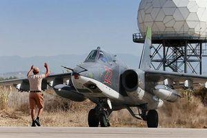 Israel phát hiện Su-25 đến Syria nhiều bất thường