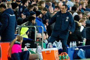 Khi Chelsea thua sốc, vẫn là cầu thủ có lỗi