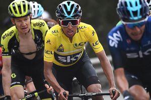 Xe đạp: Bernal đăng quang Paris-Nice, xứng danh ngôi sao mới nổi của Sky