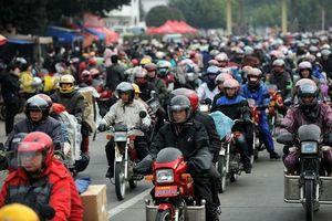 Học gì từ mô hình cấm xe máy đặc biệt của Trung Quốc?