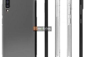 Samsung Galaxy A70 lộ diện với viên pin dung lượng 'khủng'