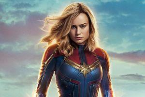 Mặc khen chê lẫn lộn, 'Captain Marvel' tiếp tục thống lĩnh phòng vé