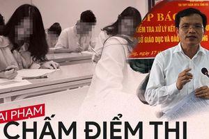Không công bố điểm thí sinh ở Hòa Bình, có công bằng với thí sinh ở Hà Giang?