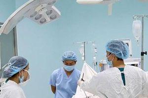Báo động đỏ liên viện cứu sống sản phụ vỡ thai ngoài tử cung