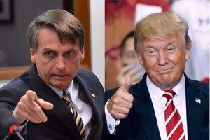 Brazil - Hoa Kỳ: Thắt chặt tình tâm giao