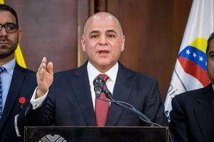 Bộ trưởng Dầu mỏ của Venezuela lên kế hoạch thăm Nga