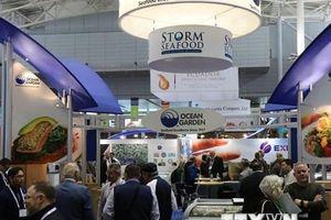 15 doanh nghiệp lớn của Việt Nam tham gia Hội chợ thủy sản Boston
