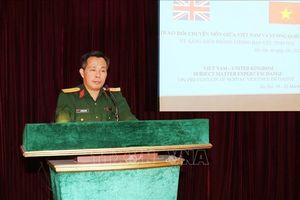 Trao đổi sáng kiến phòng chống bạo lực tình dục giữa Việt Nam - Vương quốc Anh