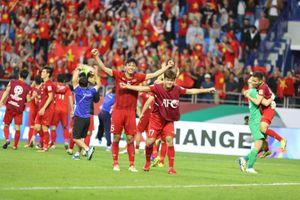 SEA Games 30: Bóng đá nam được đăng ký tối đa 2 cầu thủ trên 22 tuổi