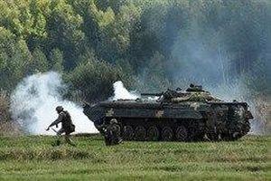 Ấn Độ và các nước châu Phi huấn luyện quân sự dã chiến