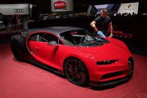 Loạt ô tô đắt đỏ nhất thế giới, chiếc rẻ nhất cũng đáng giá cả gia tài