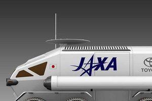 Tiết lộ sốc về mẫu xe Toyota chuẩn bị đưa lên mặt trăng