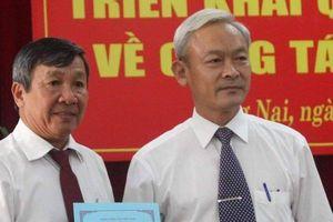 Đồng Nai có tân Phó Bí thư Tỉnh ủy