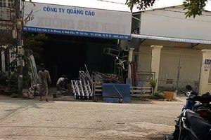 Bị xử phạt, xưởng gia công cơ khí 'chui' vẫn tiếp tục 'tra tấn' dân