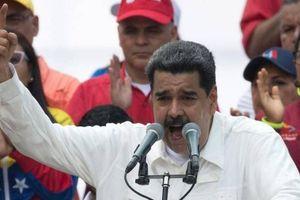 Mỹ có thể trừng phạt những người Nga ủng hộ Tổng thống Venezuela Maduro