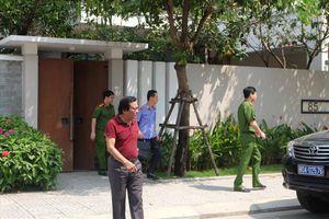 Nguyên Phó Chủ tịch UBND TP. Đà Nẵng Nguyễn Ngọc Tuấn bị khám xét nhà riêng