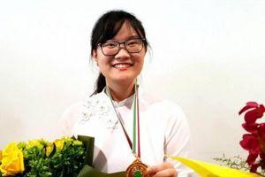 Cô gái vàng Sinh học Nguyễn Phương Thảo đạt học bổng toàn phần của MIT