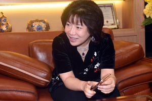 Viện sỹ, Tiến sỹ Nguyễn Thị Thanh Nhàn: Tôi muốn người dân được sử dụng tiện ích ngay tại đất nước mình